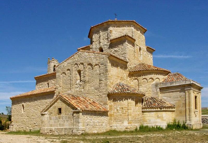 Arte Mozárabe Ermita Anunciada, Valladolid