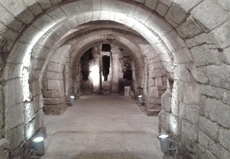 Cripta San Antolín Palencia