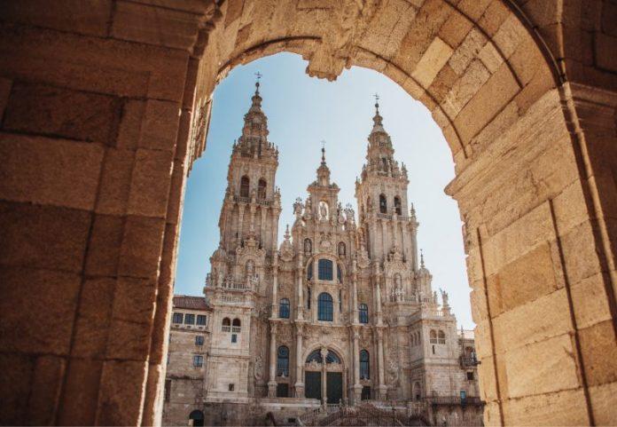 El Camino Santiago de Compostela