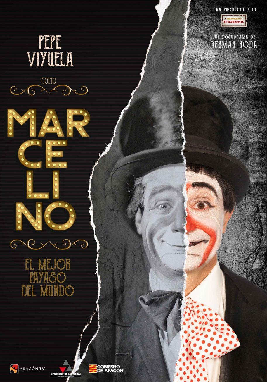 Cartel Película Marcelino
