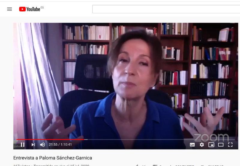 Entrevista a Paloma Sanchez-Garnica