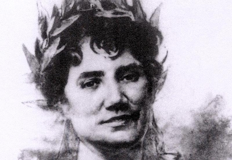 Rosalía de Castro por José María Fenollera