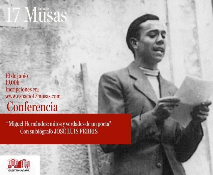 Miguel Hernández Conferencia