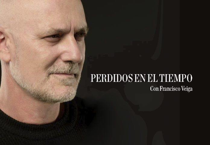 Detener el tiempo. Francisco Veiga.