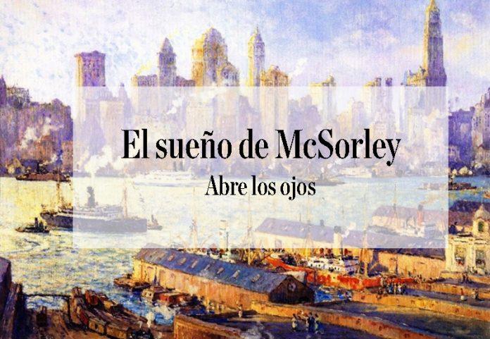 Abre los ojos de la serie El sueños de McSorley