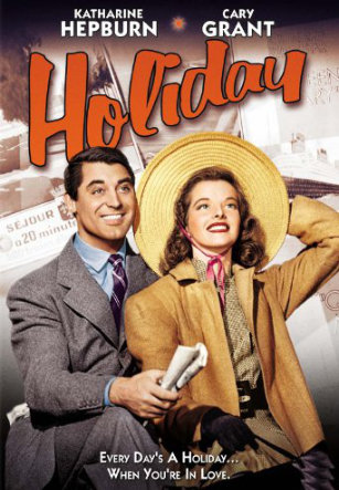 Cartel de Holiday1938 Cary Grant Katharine Hepburn