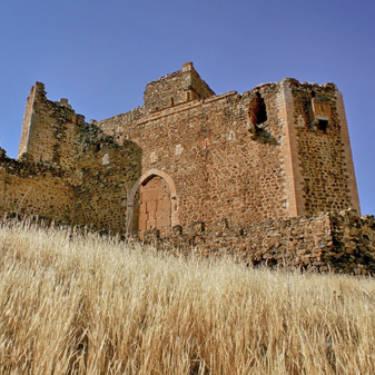 Castillo San Martín de Montalban