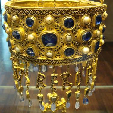 Corona de Rey Recesvinto
