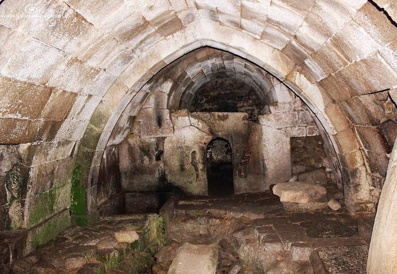 Cripta Augas Santas, Orense