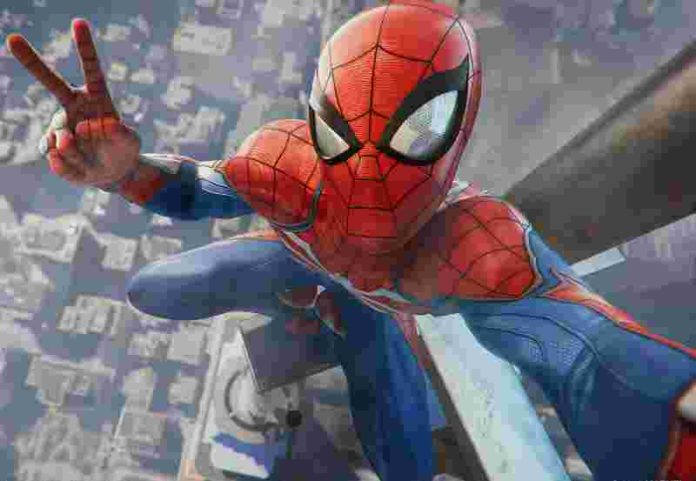 Spiderman Mavel