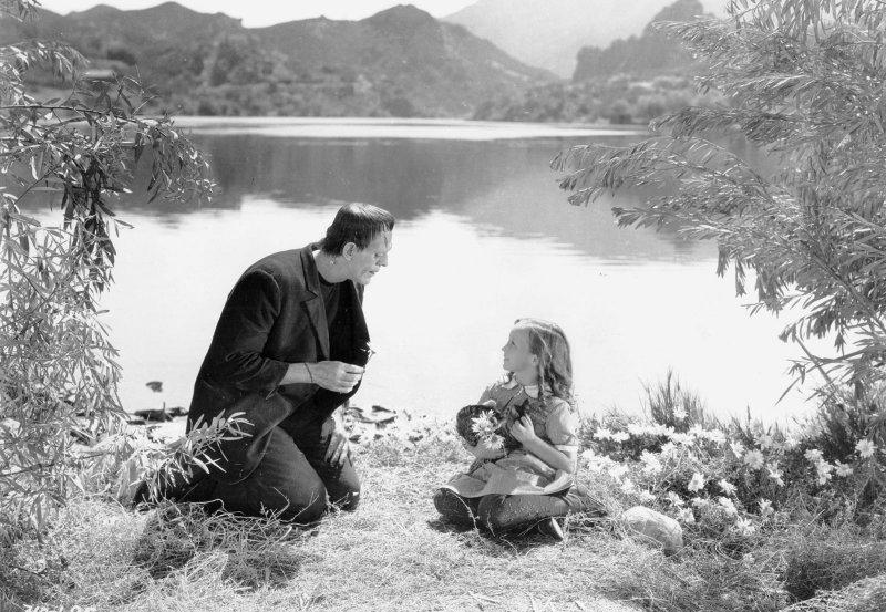 Escena película Frankenstein 1931 James Whale Año