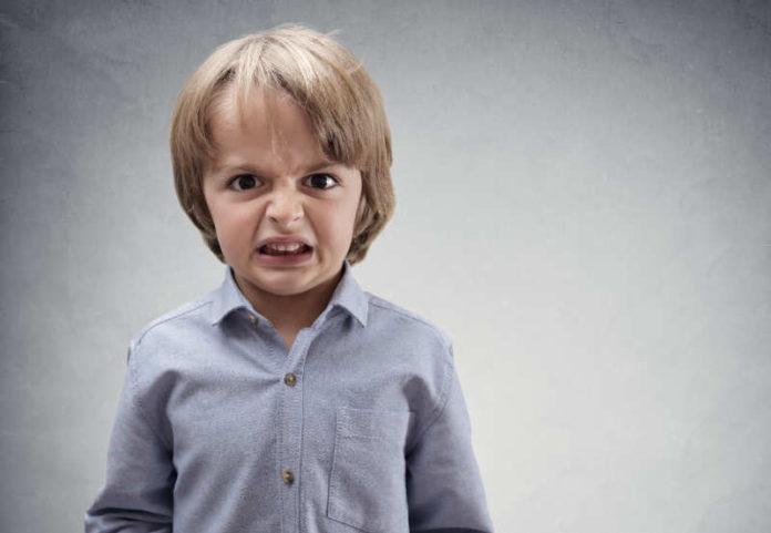 Frustración, cómo lo lleva tu hijo