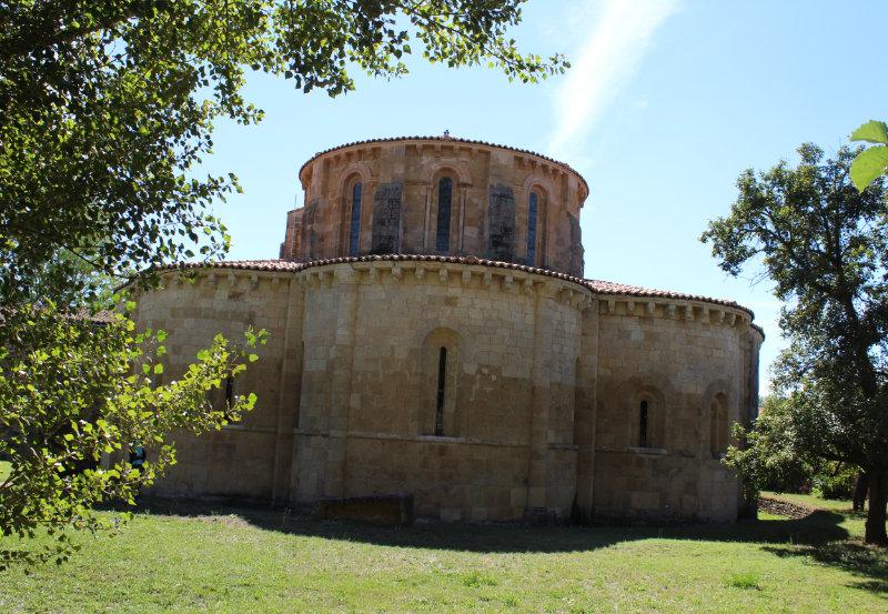 Iglesia Santa María de Gradefes
