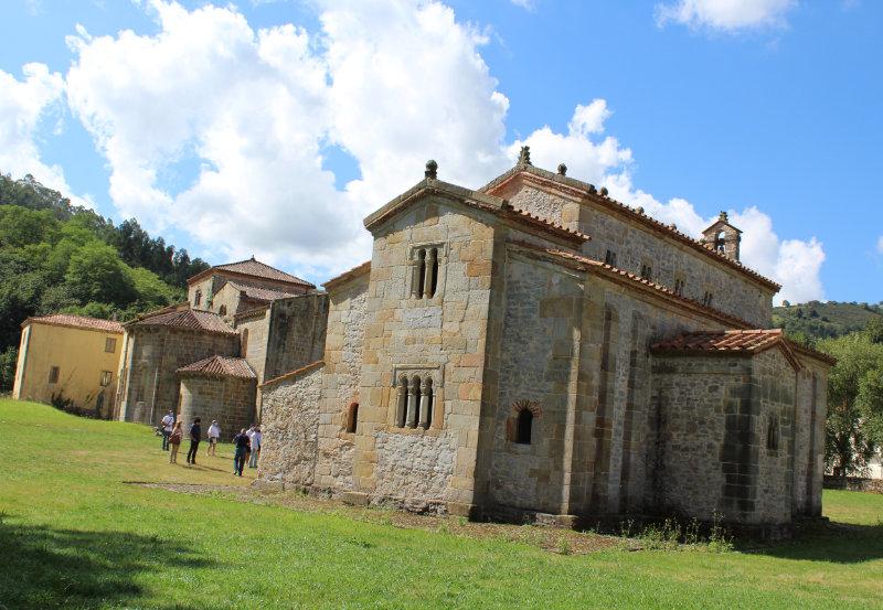 Iglesia de Santa María y el Conventín