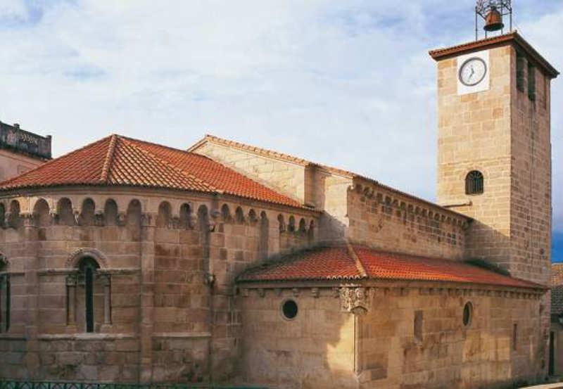Iglesia de Santiago de Allariz Orense