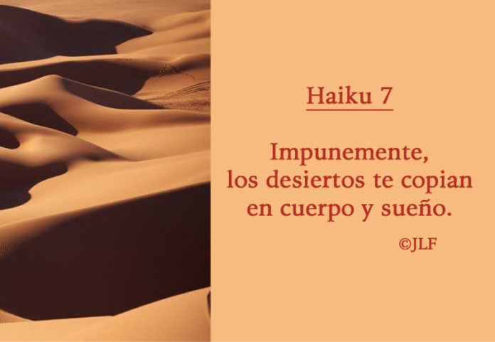 Impunemente... Haikus JLF