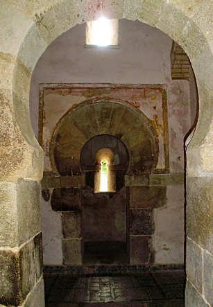 Interior San Miguel de Celanova Orense