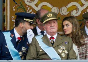 El rey emérito. Foto: JCSeva