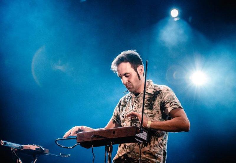 La musica distante de Javier Diez