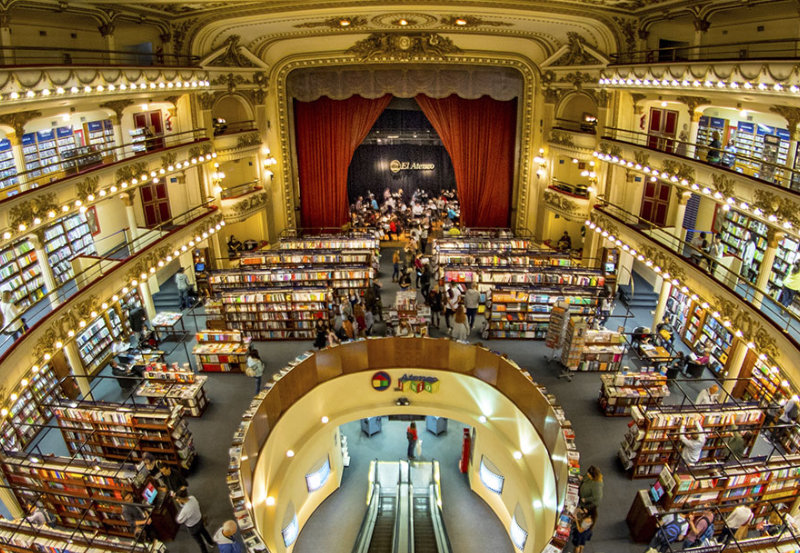 Libreria Ateneo Grand Splendid