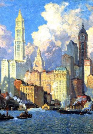 Nueva York Colin Campbell Cooper