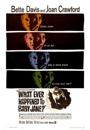 Cartel EEUU What Ever Happened to Baby Jane?