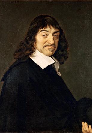 Retrato de René Descartes por Frans Hals (1649)