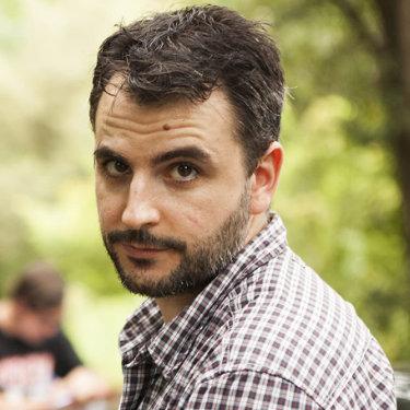 Ruben Arnaiz, coautor de Purpura
