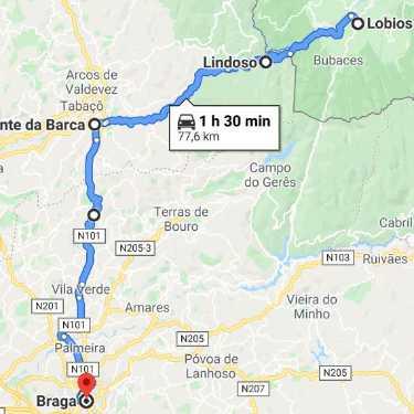 Ruta por el norte de Portugal, sus joyas del arte Visigodo