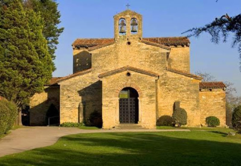 Inglesia de San Julián de Prados, Asturias