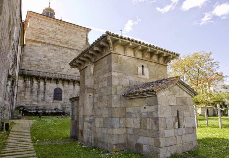 San Miguel de Celanova, Orense