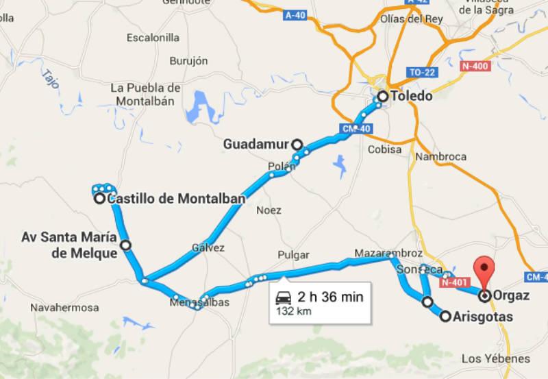 Toledo refugio rito mozarabe