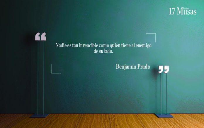 Nadie es tan invencible... Segundas intenciones. Benjamín Prado