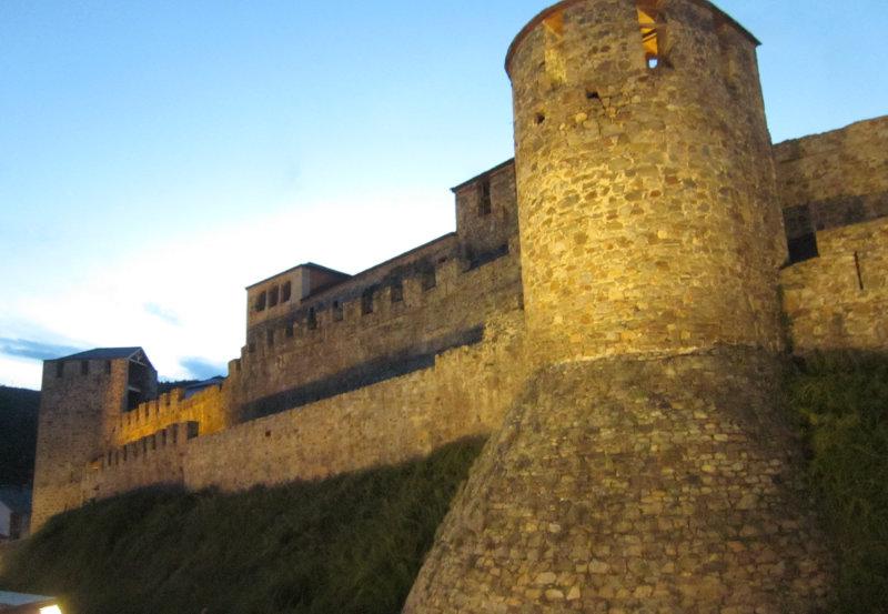 Castillo de Ponferrada Comarca del Bierzo Leon