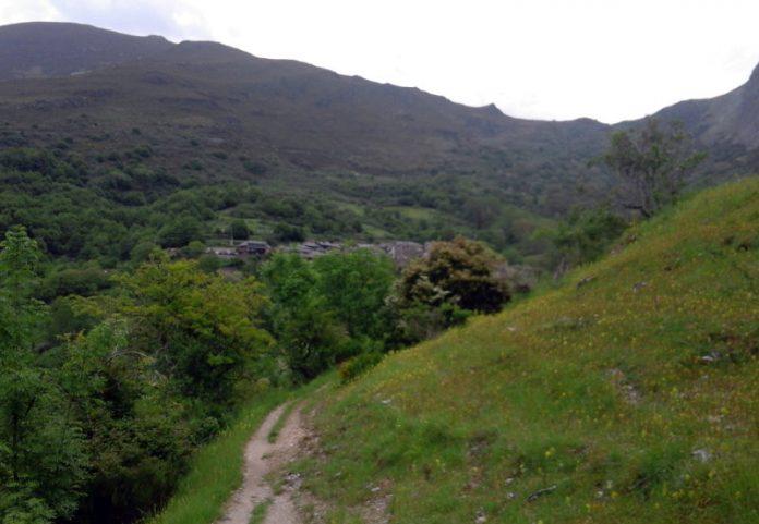 El Bierzo: Peñalba de Santiago, León