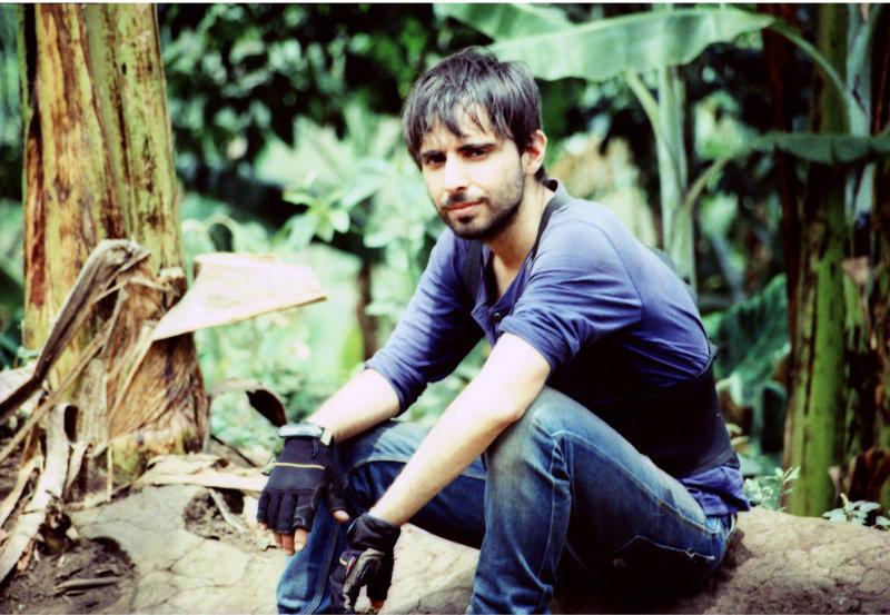Ezequiel Romero, autor del Manual de cine Indie
