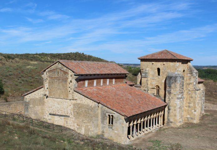 Iglesia San Miguel de la Escalada