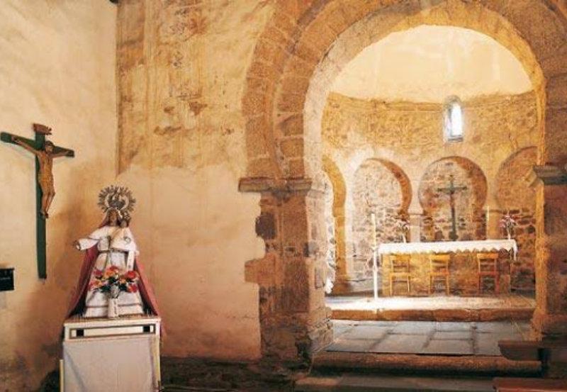Iglesia de Santo Tomás de las Ollas Bierzo