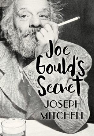 Portada Joe Gould de Joseph Mitchell