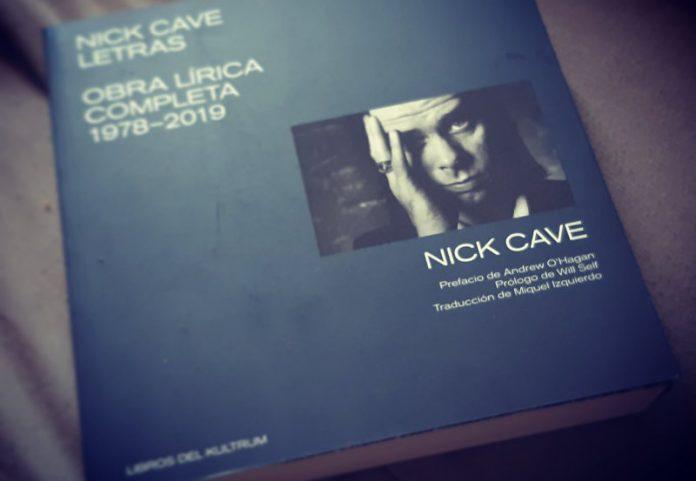 Las letras de Nick Cave son mensajes que llegan desde las entrañas