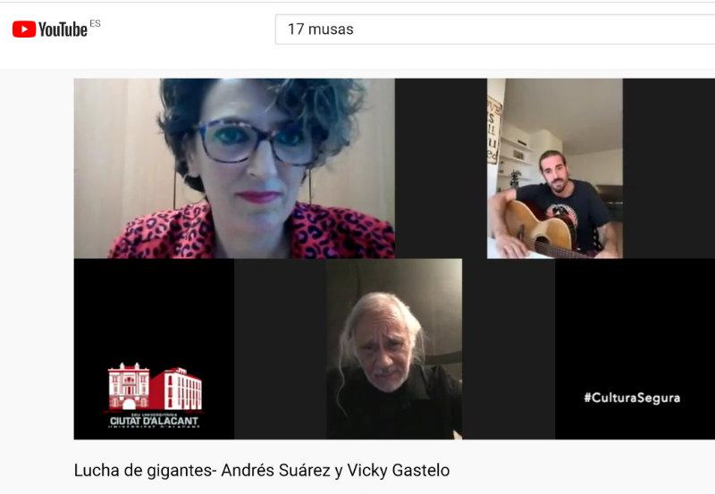 Andrés Suárez y Carlos Vega protagonizan el primer encuentro del ciclo Lucha de Gigantes que conduce Vicky Gastelo