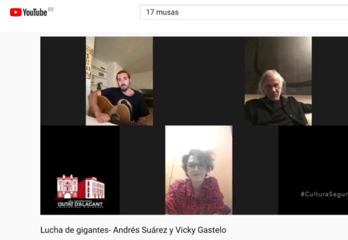 Ciclo Lucha de Gigantes empieza con Andrés Suárez y Carlos Vega como protagonistas