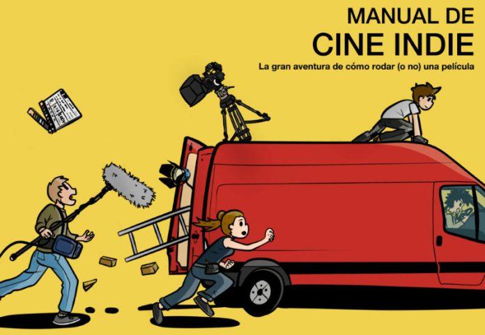 Manual de cine Indie de Ezequiel Romero