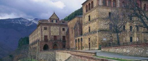 Monasterio de Nuestra Señora de Valvanera, patrona de La Rioja.