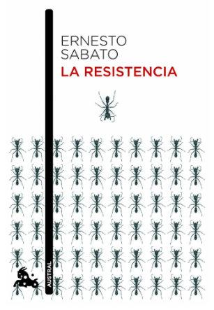 Portada de La resistencia de Ernesto Sabato
