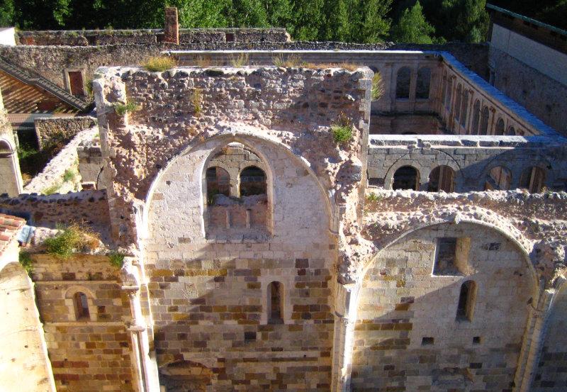 Ruinas Monasterio de San Pedro de Arlanza