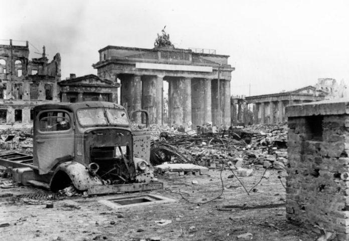 Berlin 1945 el último estertor del imperio nazi