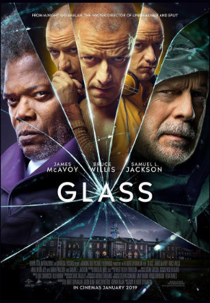 Cartel de «Glass»
