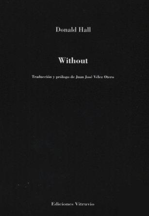 Portada Without Ediciones Vitruvio