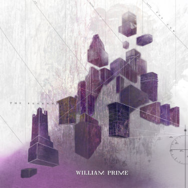 Portada del disco William Prime Sandra Alonso de Santocildes